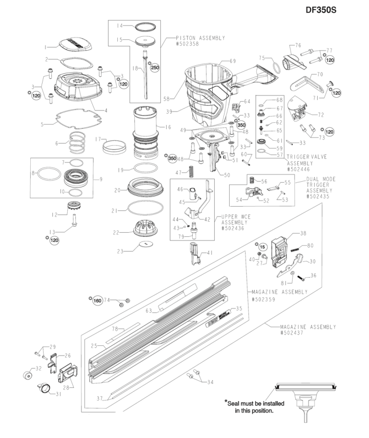hilti dd 200 parts manual