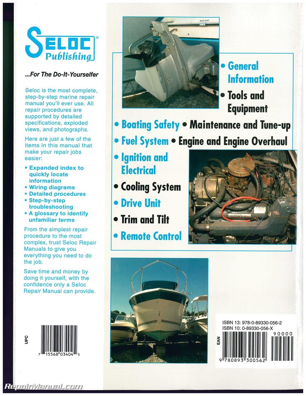 online outboard motor repair manuals