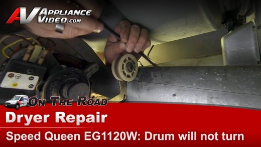 speed queen dryer repair manual