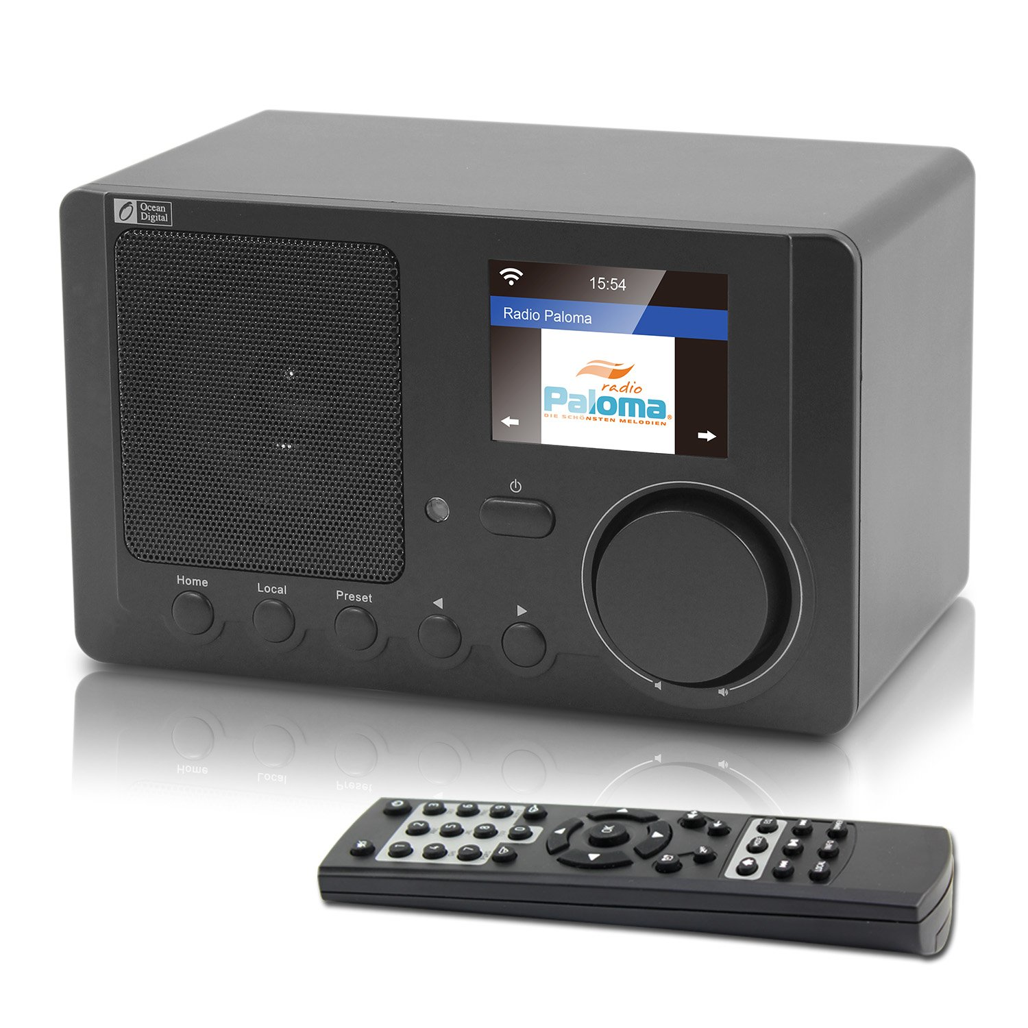 ocean digital internet radio wr 210cb manual