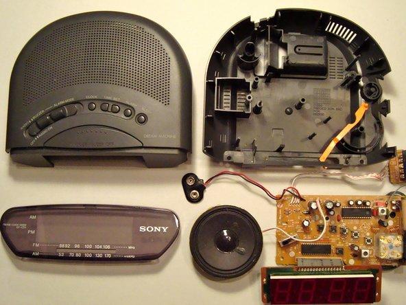 sony dream machine alarm clock manual icf c218