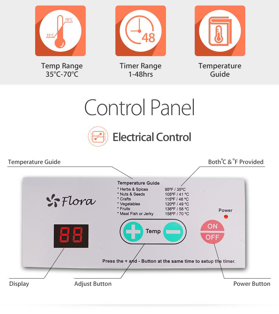 ambiano digital food dehydrator manual