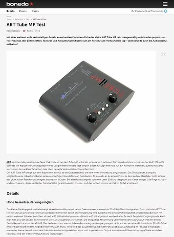 art tube mp studio v3 manual