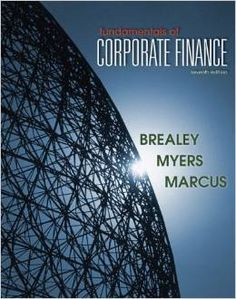 corporate finance 11th edition solutions manual pdf