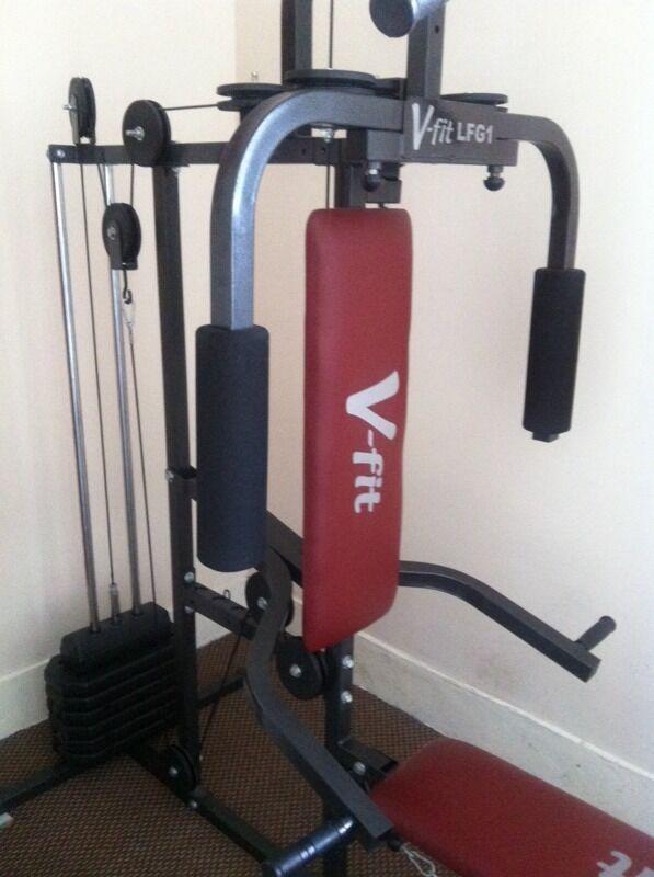 pro power multi gym manual