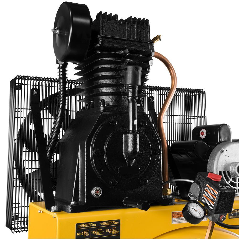 dewalt 60 gallon air compressor manual