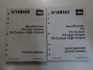 yamaha fx cruiser ho manual