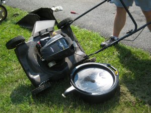 briggs and stratton 550 series lawn mower manual