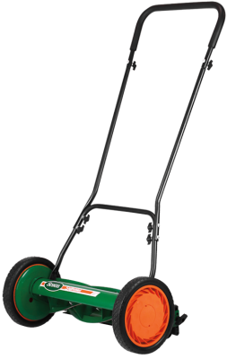 scotts turf 14 reel mower manual