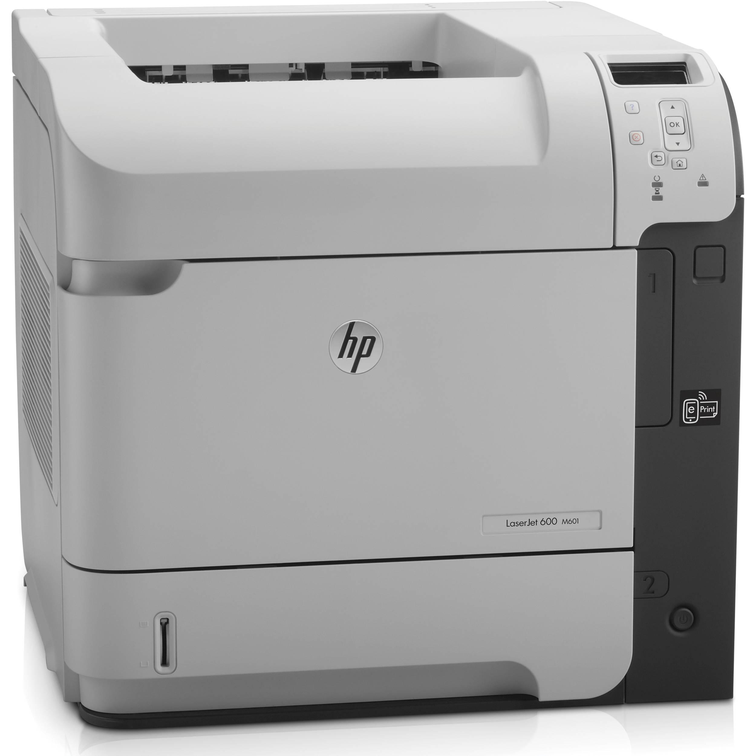 hewlett packard 8600 printer manual