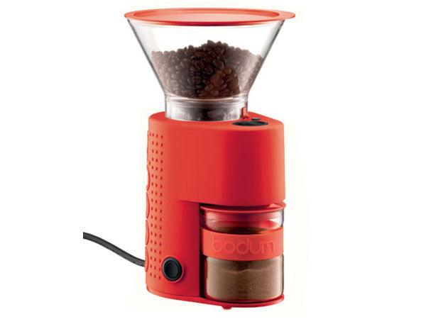 bodum bistro electric burr coffee grinder manual