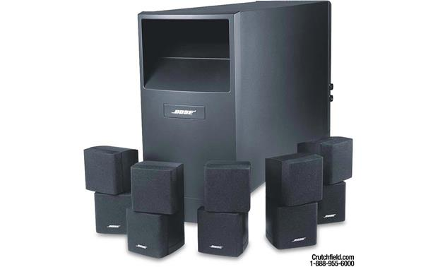 bose acoustimass 15 series ii manual