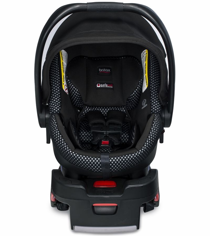 britax b safe car seat manual