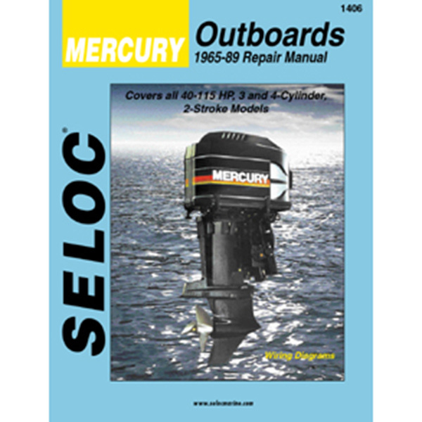 2001 mercury 40 hp outboard service manual