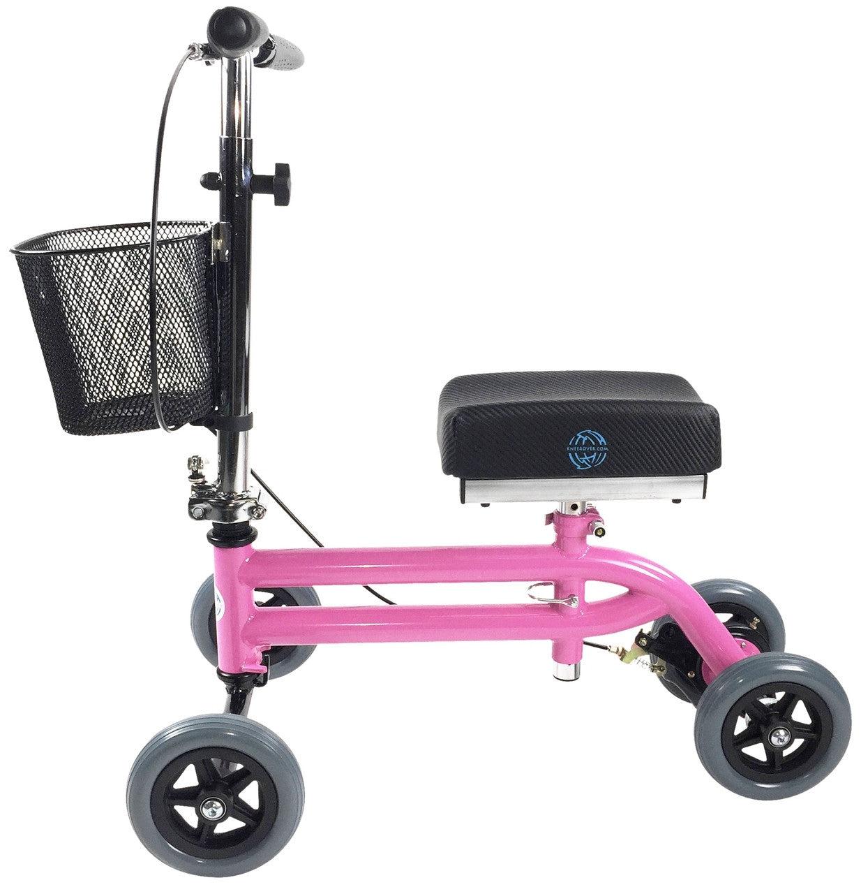 manual scooter for broken leg