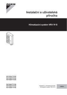 daikin vrv iv s installation manual