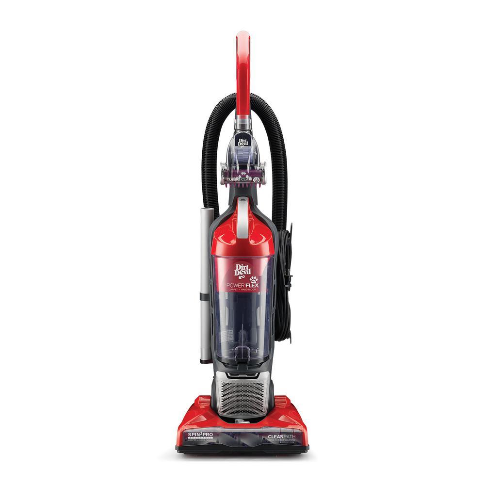dirt devil bagless vacuum manual