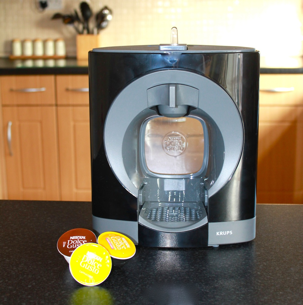 dolce gusto manual vs automatic