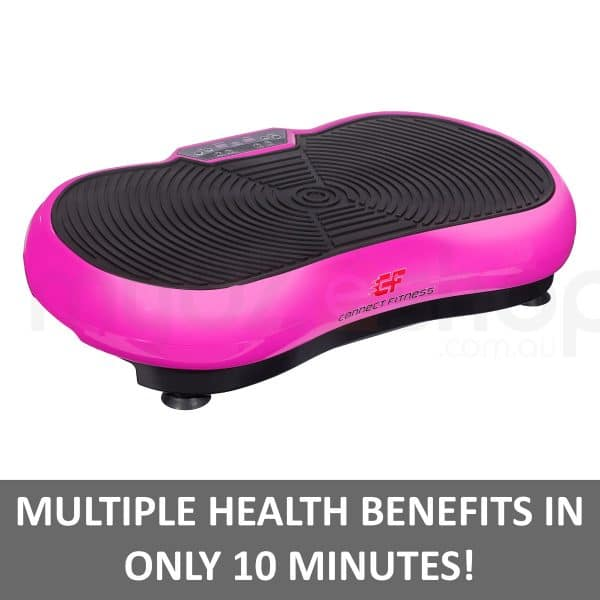 connect fitness vibration machine manual