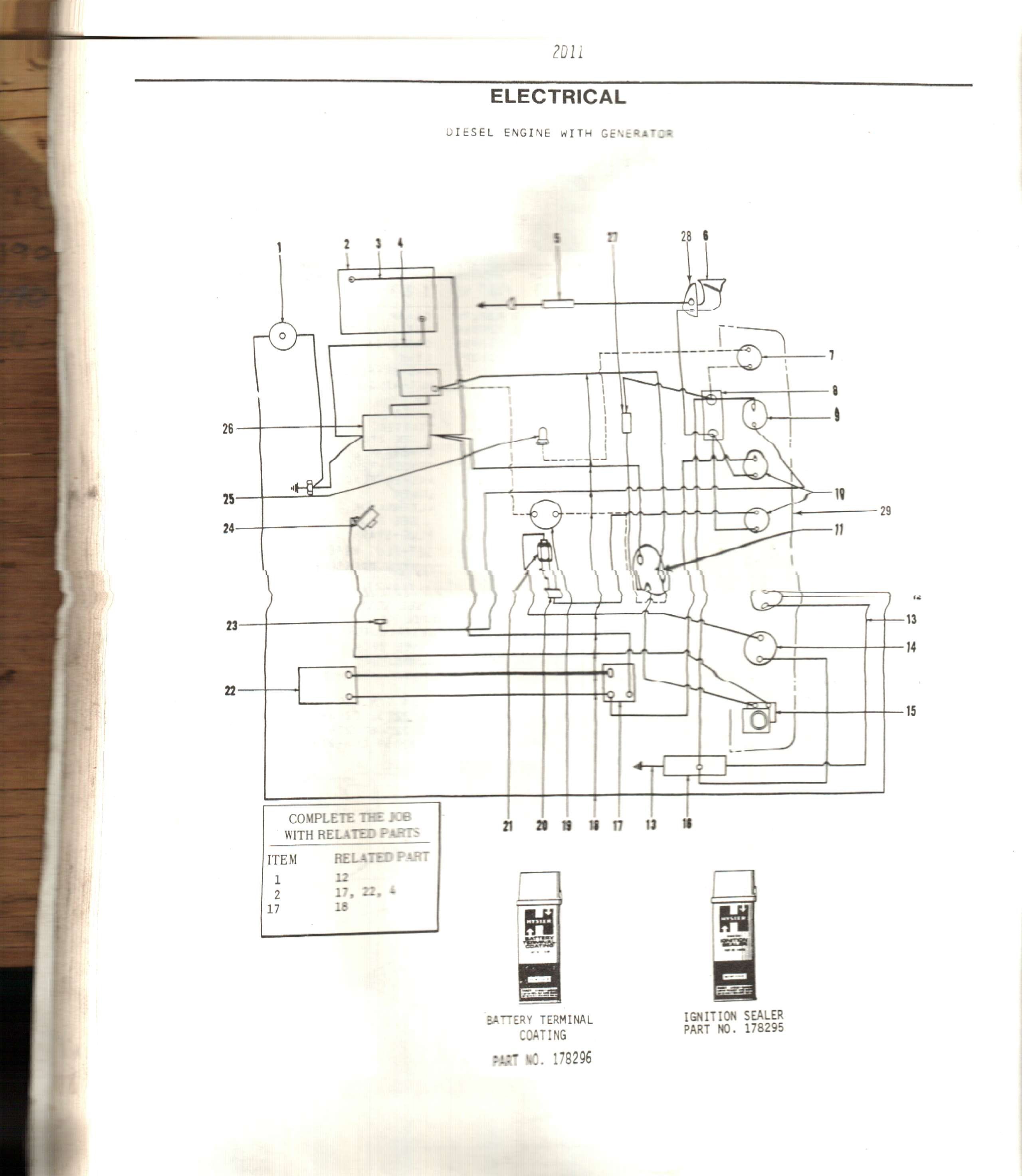 hyster 80 forklift owners manual