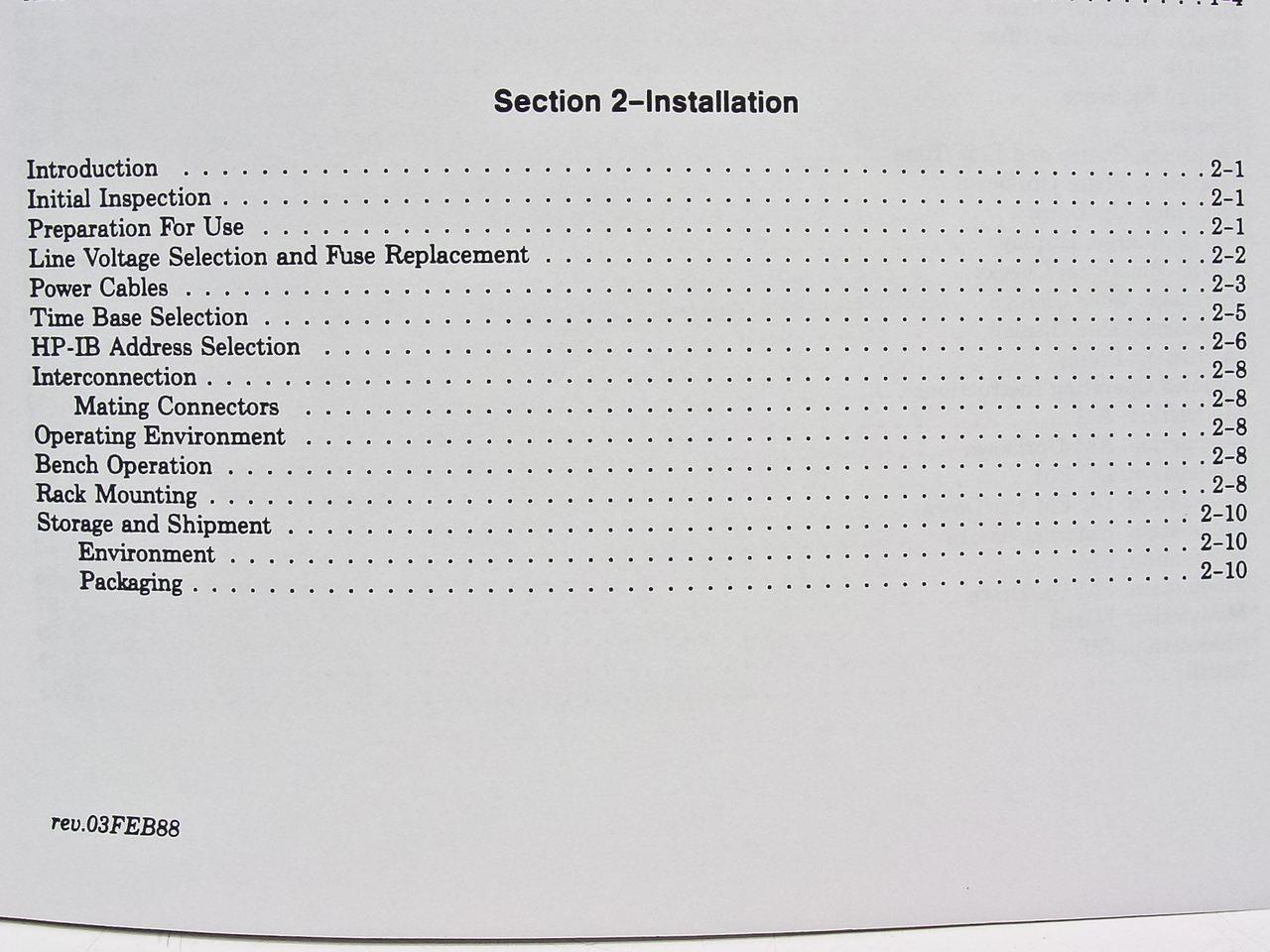 hp 8657a signal generator manual