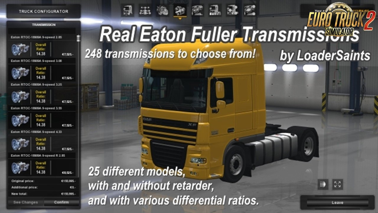 eaton fuller 18 speed transmission service manual