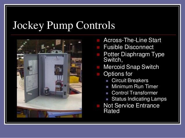 eaton jockey pump controller manual