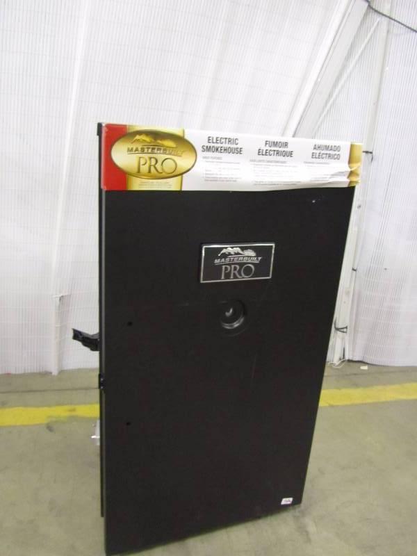 masterbuilt analog electric smoker manual
