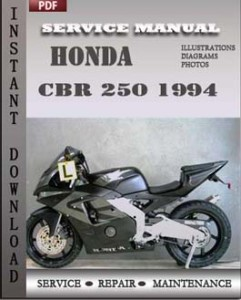 honda cbr 125 owners manual pdf