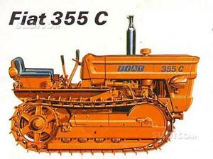 fiat 640 tractor workshop manual