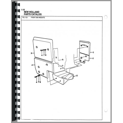 ford 550 backhoe manual pdf
