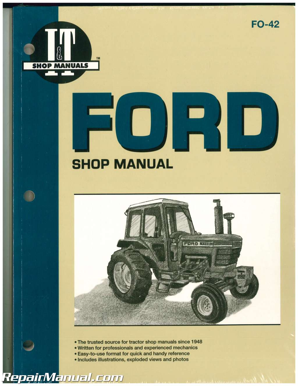 ford 6600 tractor manual free
