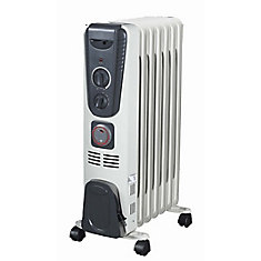 garrison digital oil heater manual