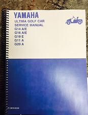 golf cart repair manuals free