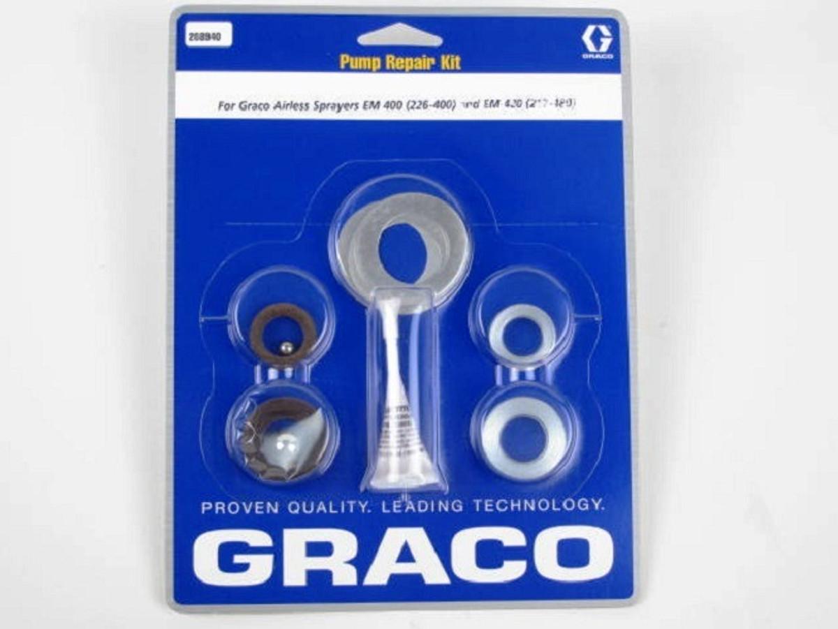 graco 395 pump repair manual