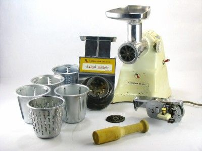 hamilton beach milkshake maker manual