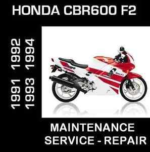 honda cbr 250 owners manual