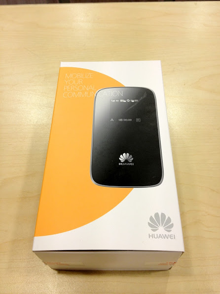 huawei mobile wifi e589 manual