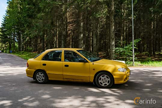hyundai accent 2000 user manual