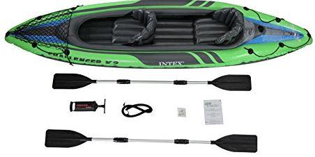 intex challenger k2 kayak manual