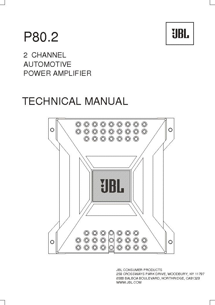 jbl control 25 1 manual