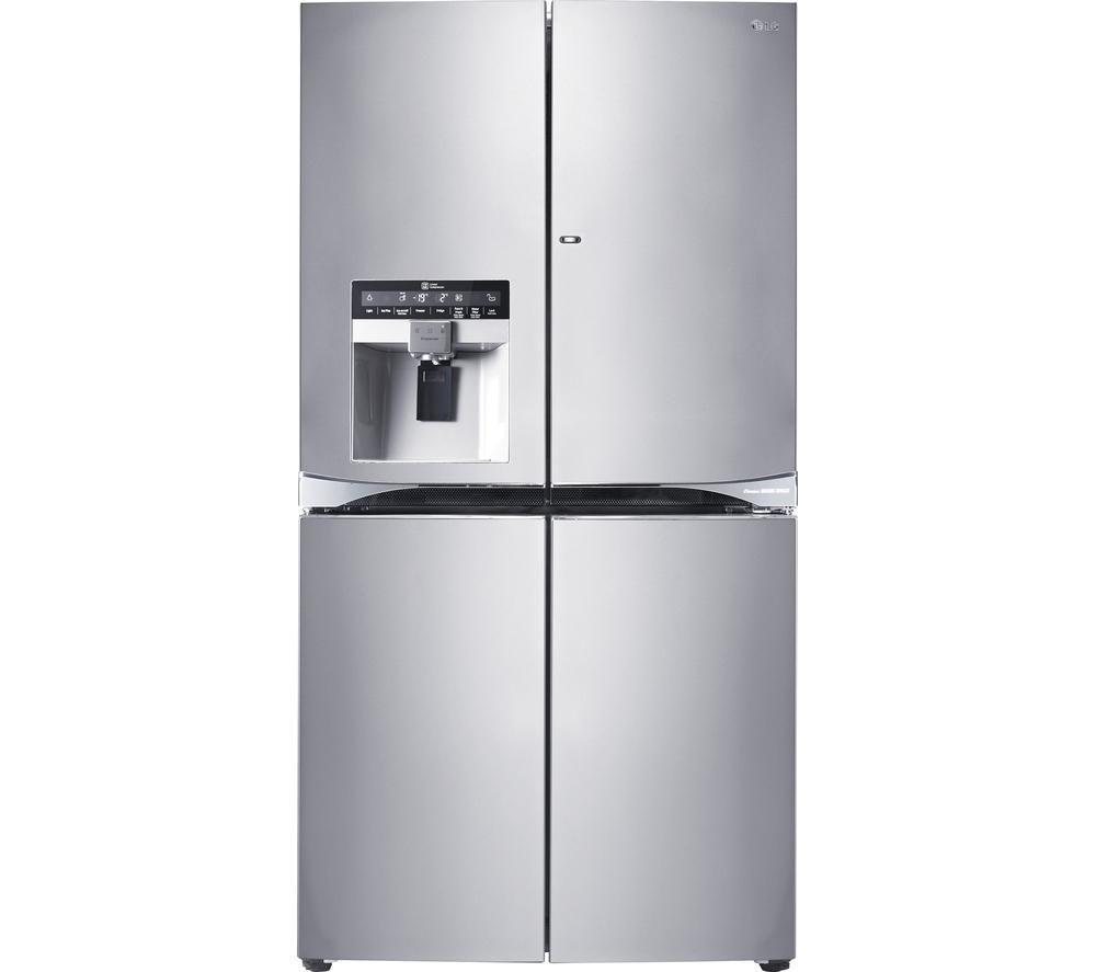 lg no plumbing fridge freezer manual