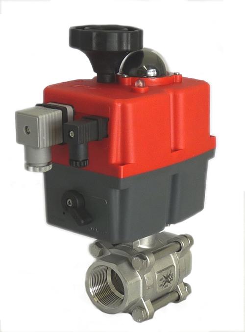 manual ball valve position indicators