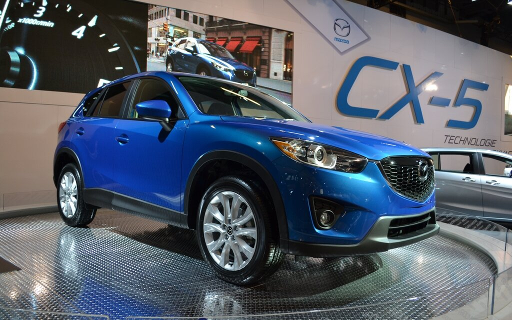 mazda cx 5 owners manual