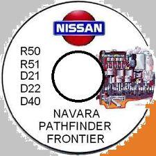 nissan navara d40 service manual pdf