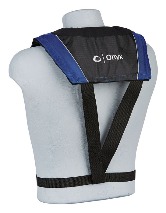 onyx manual inflatable life jacket