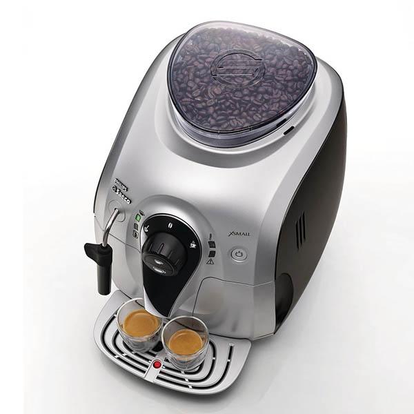 saeco xsmall espresso machine manual
