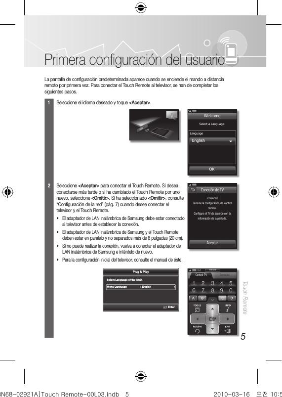 samsung tv remote control manual