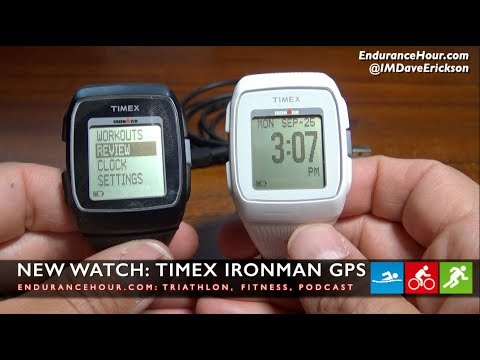 timex ironman gps watch manual