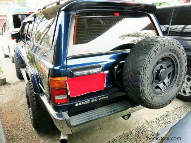 toyota hilux surf 1997 manual